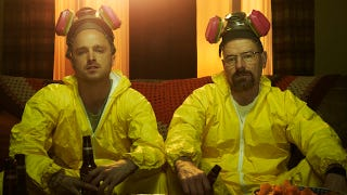 Illustration for article titled Holy mother of @#$%, Breaking Bad action figures are coming
