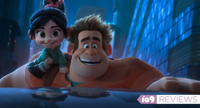 Ralph and Vanellope are back in Ralph Breaks the Internet.