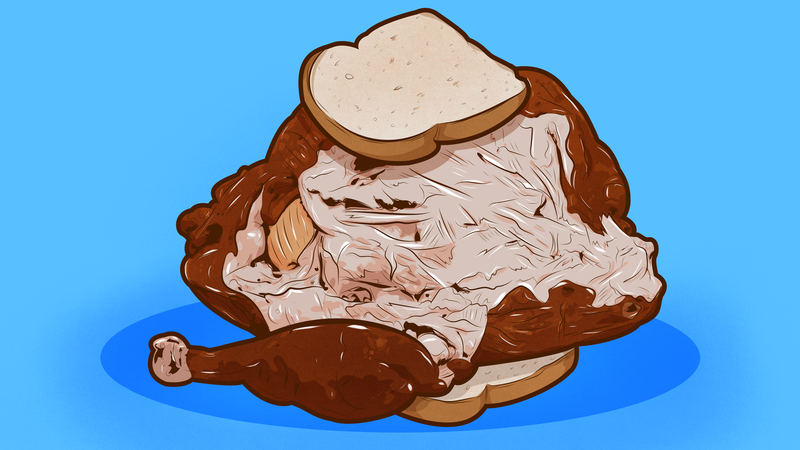 Illustration for article titled The Best Dishes to Make With Your Thanksgiving Leftovers