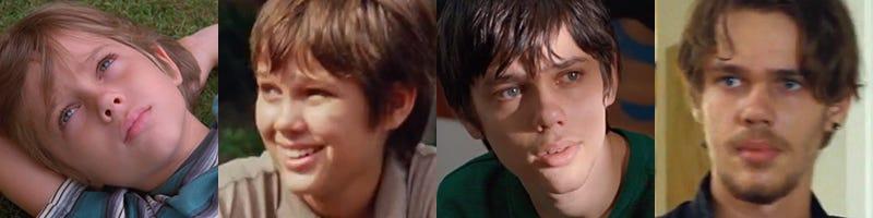 Illustration for article titled Boyhood, la película rodada con los mismos actores durante 12 años