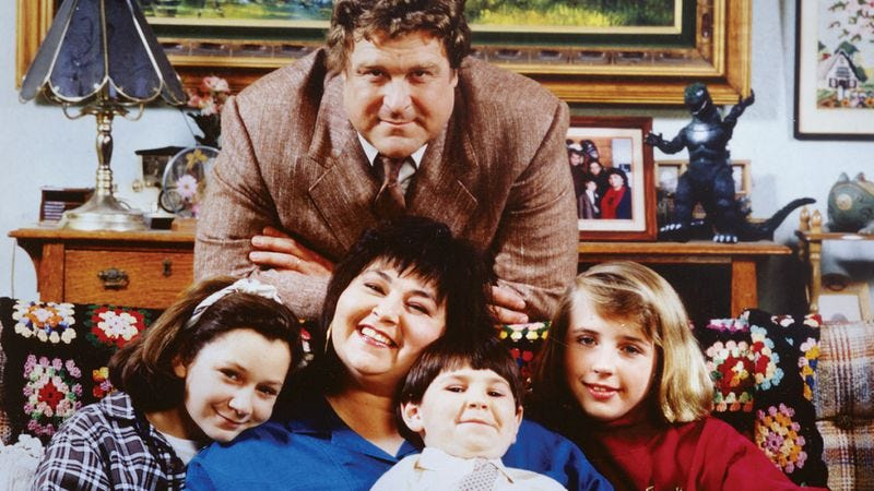 10 episodes that show the heart and soul behind Roseanne's cynical ...