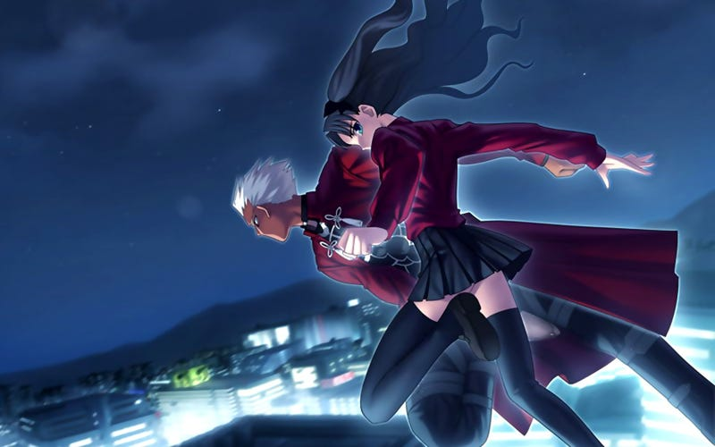 Source: Fate/Stay Night Visual Novel