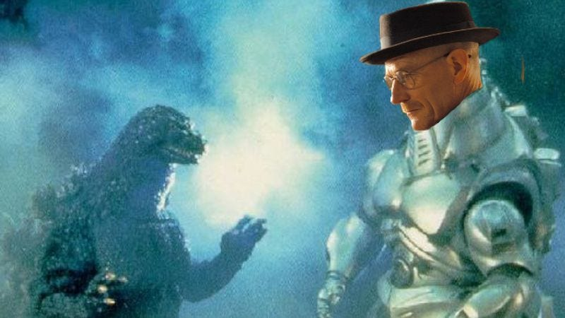 Illustration for article titled Bryan Cranston and Elizabeth Olsen to play yet more non-Godzilla roles in Godzilla