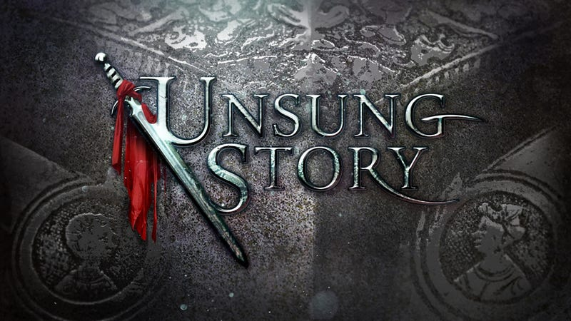Struggling, Kickstarter-funded Unsung Story has been sold off to new publisher