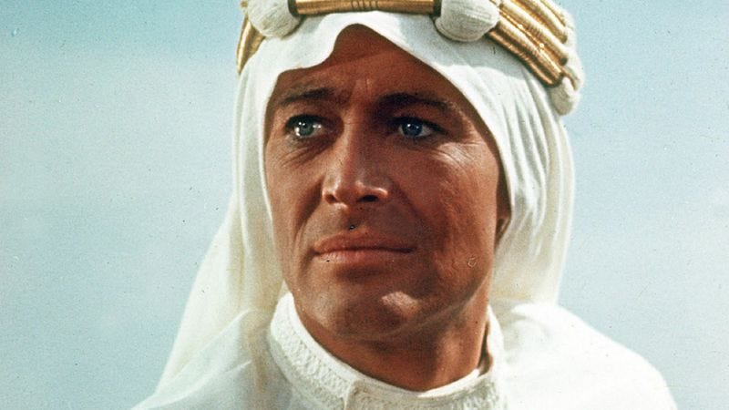 Illustration for article titled R.I.P. Peter O'Toole