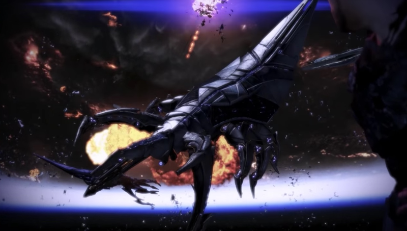 A Beginner's Guide To The World Of Mass Effect