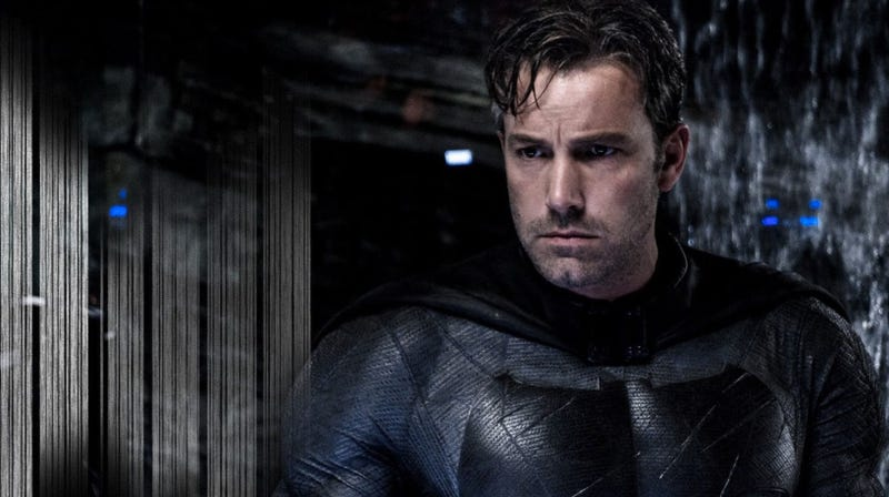 Illustration for article titled Ben Affleck Will Not Direct the Batman Solo Film
