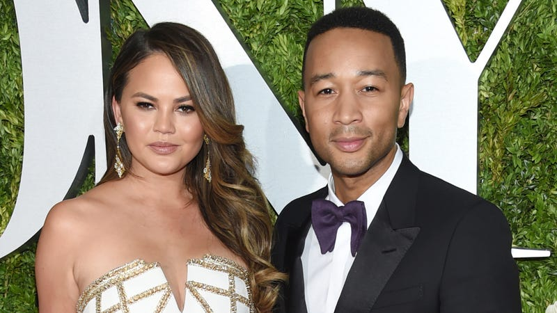 Chrissy Teigen and John Legend accused of being involved with pedophile ring