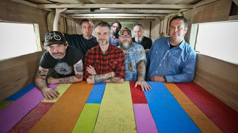 Illustration for article titled Lucero makes another assured, Memphis-rooted record