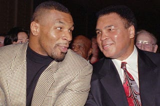 Illustration for article titled Mike Tyson First Met Muhammad Ali In Juvie