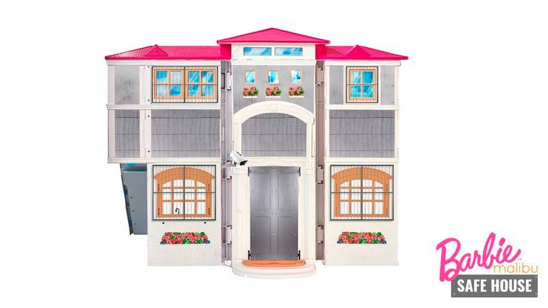 Barbie Safe House.