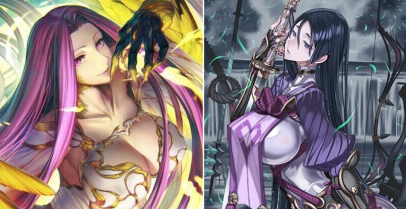 Illustration for article titled China Keeps Censoring Fate/Grand Order Character Art