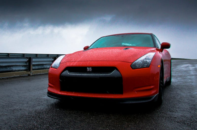 Illustration for article titled Switzer P800 Nissan GT-R: First Drive