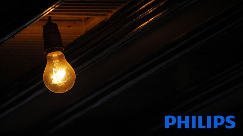 Awesome! Philips Just Released A Line Of Light Bulbs That