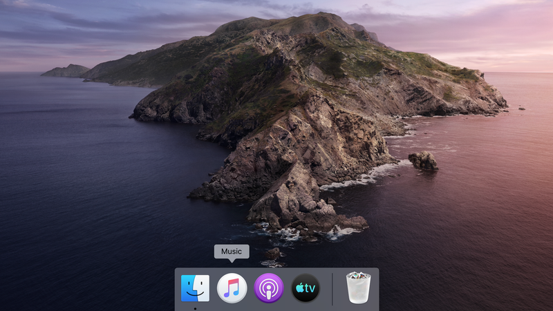 Apple's New Apps AreWay Better Than iTunes in macOS Catalina