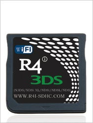 R4i-SDHC 3DS kernel download(with 3DS mark)