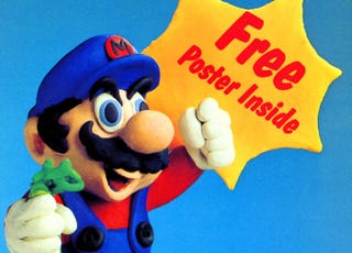 Illustration for article titled How Nintendo Convinced The World To Buy A Weird Mario Game