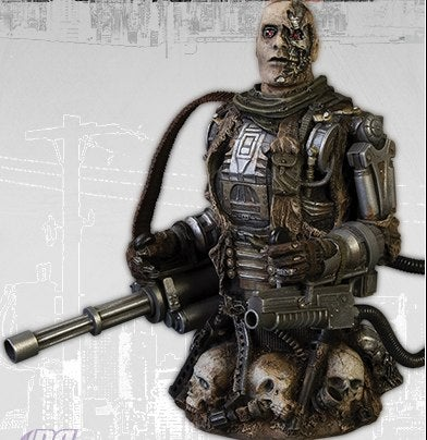 Illustration for article titled What T4 Plot Secret Is Hidden In Terminator Salvation Busts?