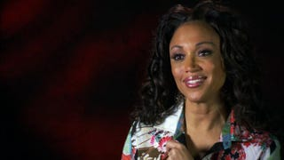 Chanté Moore in UnsungTV One