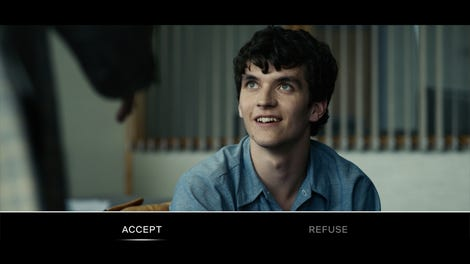 d23f89021 Black Mirror: Bandersnatch Featurettes Give You the Option to Learn More  About Netflix's Experiment