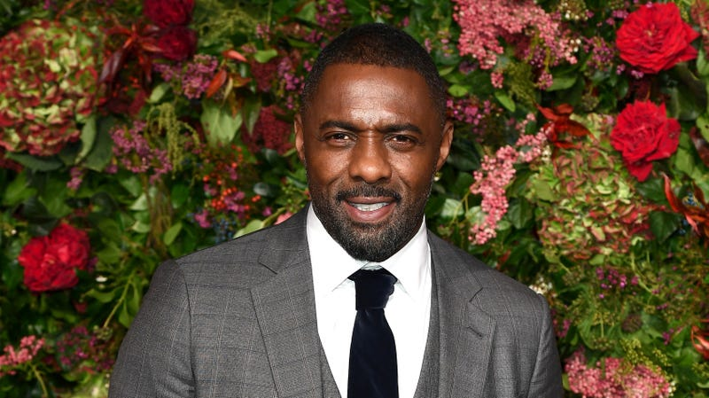 Illustration for article titled Idris Elba is disappointed that so many racists don't want him to be James Bond