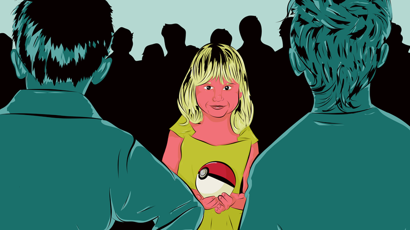 Illustration for article titled Girl Gets Back At Bullies With Pokémon Battle