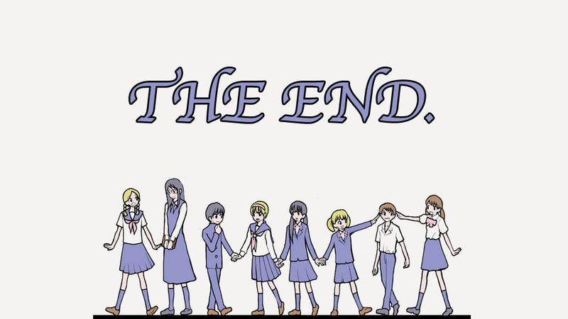 Illustration for article titled Shimura Takako's Landmark LGBT Manga Series To End
