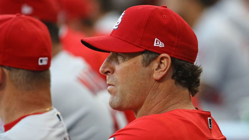 Chaotic Cardinals Season Continues With Mid Season Firing Of Manager Mike Matheny