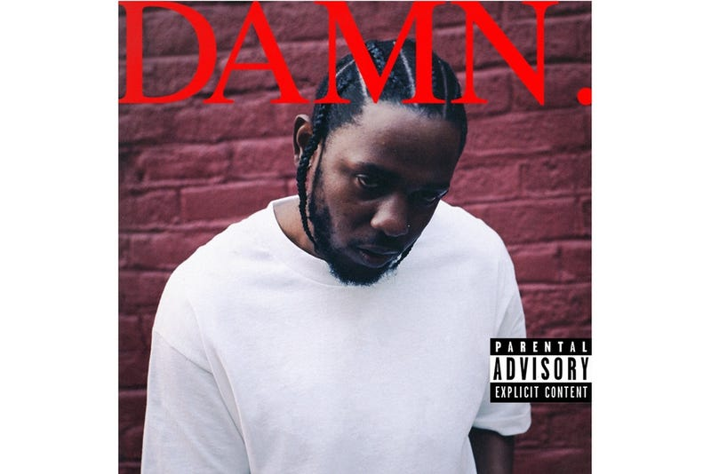 Illustration for article titled Album Review: Kendrick Lamar - DAMN.