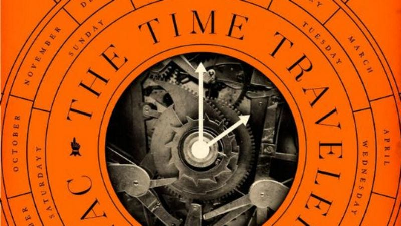 Illustration for article titled Read the preface of The Time Traveler's Almanac, and win a signed copy