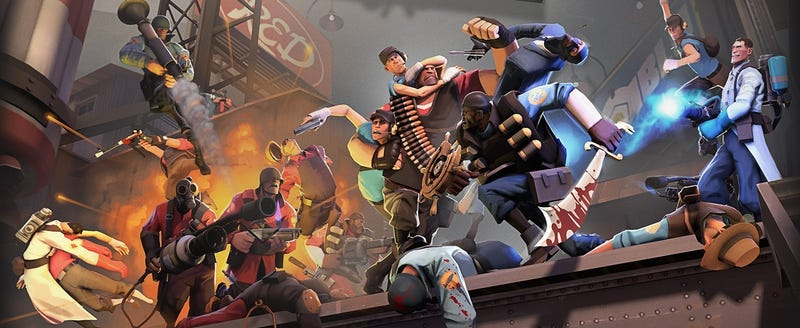Illustration for article titled Team Fortress 2 Finally Getting Competitive Mode Update