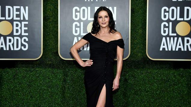 Catherine Zeta-Jones Will Play Morticia in Tim Burton s Wednesday Addams Netflix Series