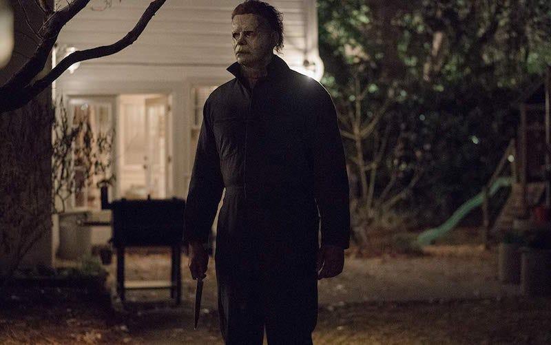 Michael Myers ha vuelto en la nueva película de Halloween.