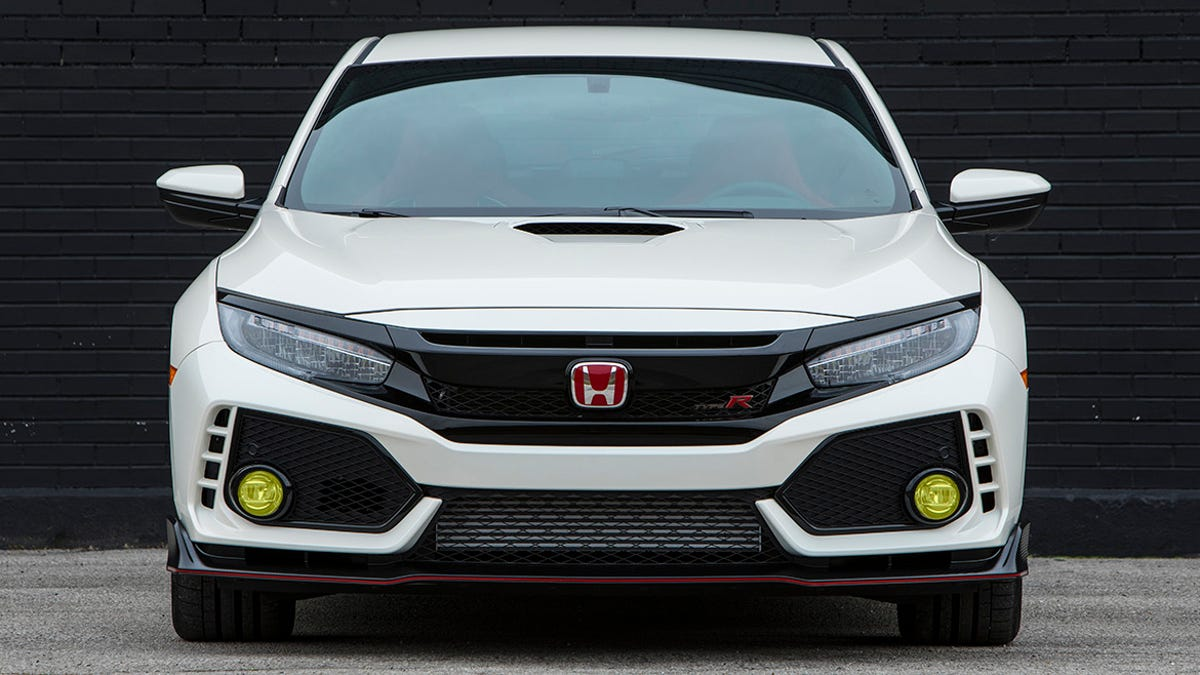 Five Mods I'd Do To My 2017 Honda Civic Type R Immediately