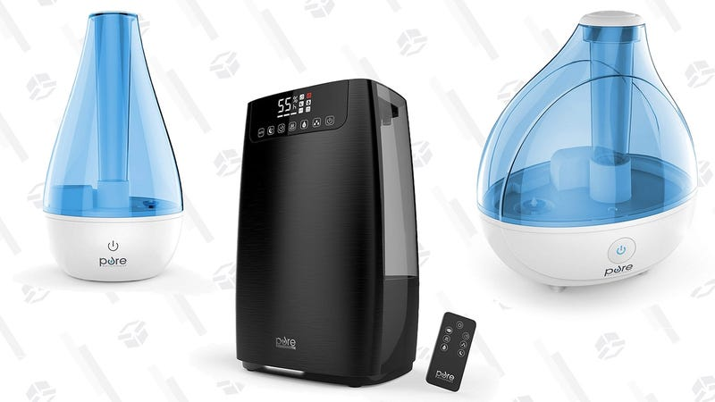 Pure Enrichment humidifier sale
