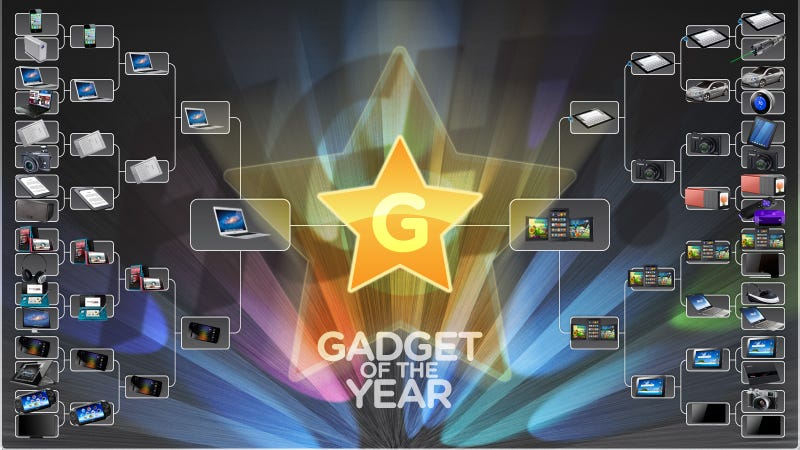 Illustration for article titled Vote for the Gadget of the Year: Championship Round