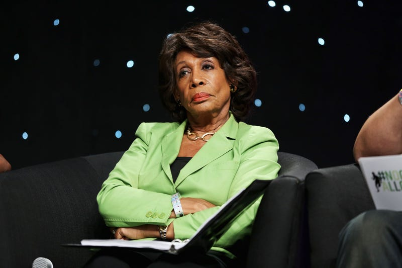 Rep. Maxine Waters (Chelsea Lauren/Getty Images for BET)