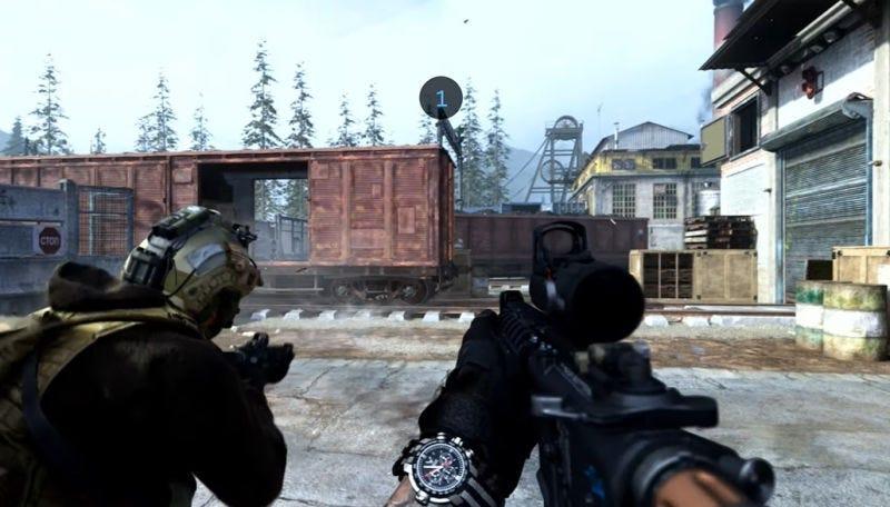 Illustration for article titled El nuevo Call of Duty tiene tal dosis de realismo que los relojes de los personajes marcan la hora en tiempo real
