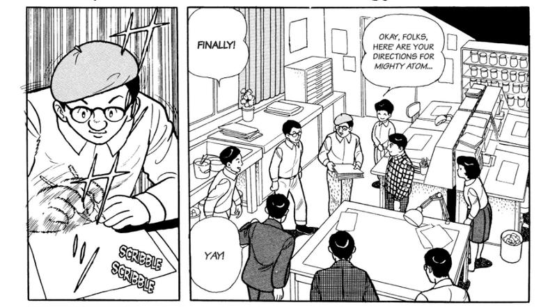 [Image: The Osamu Tezuka Story | Stone Bridge press]