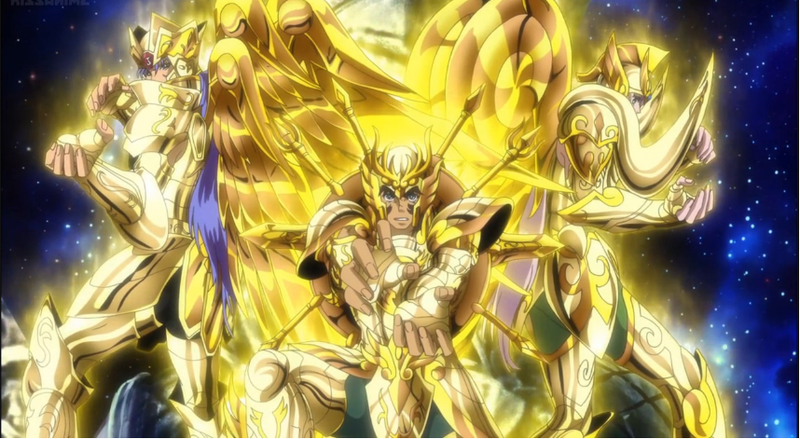 Illustration for article titled In the Latest Chapter Of...Saint Seiya Soul of Gold (Ch.10)