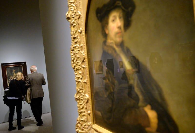 Illustration for article titled 20 Rembrandt is van a Szépművészeti Rembrandt-kiállításán