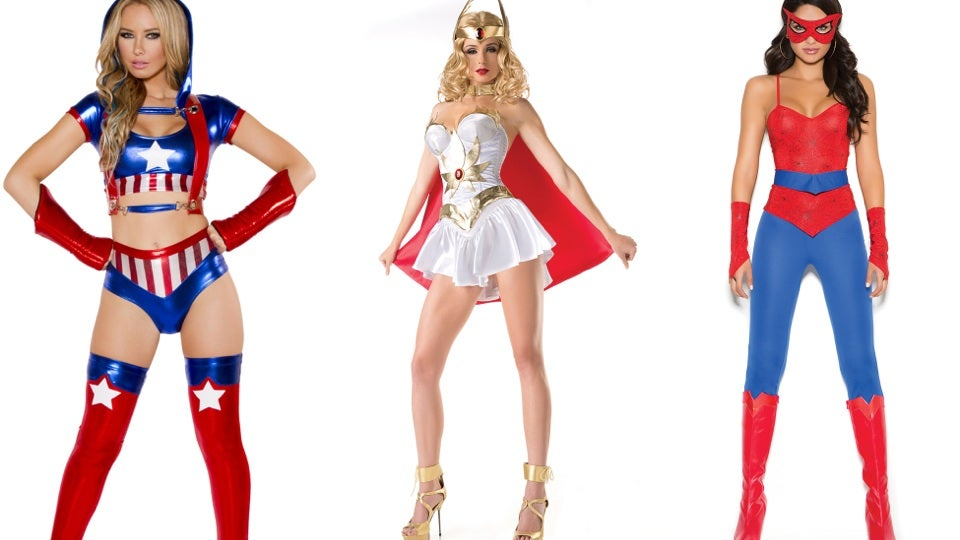 This Yearu0027s Trashiest Store-Bought Halloween Costumes  sc 1 st  Retail Hell Underground & Retail Hell Underground: A Complete List of The Worldu0027s Trashiest ...