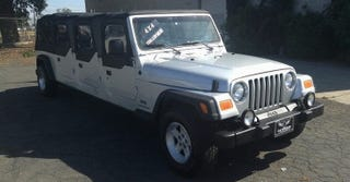 Illustration for article titled For $16,995, Will This 2004 Jeep Wrangler Prove To Be Long On Value?
