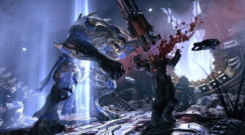 """Illustration for article titled Unreal Tournament 3 """"Titan Pack"""" Won't Be Hitting PS3 Tomorrow"""