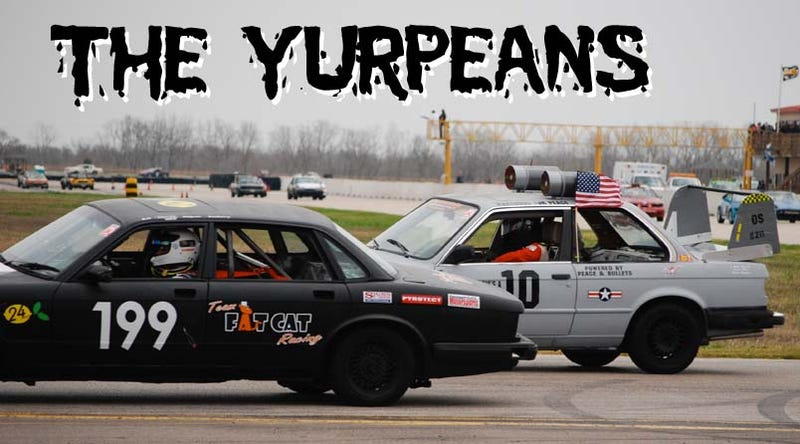 Illustration for article titled The 24 Hours Of LeMons Texas Gator-O-Rama Über Gallery: The Europeans