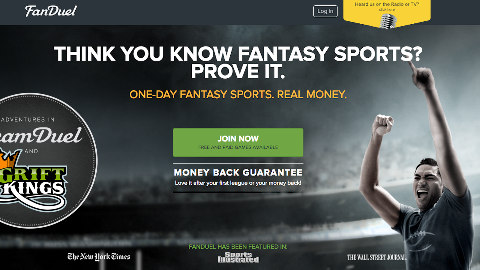 how to win money on fanduel