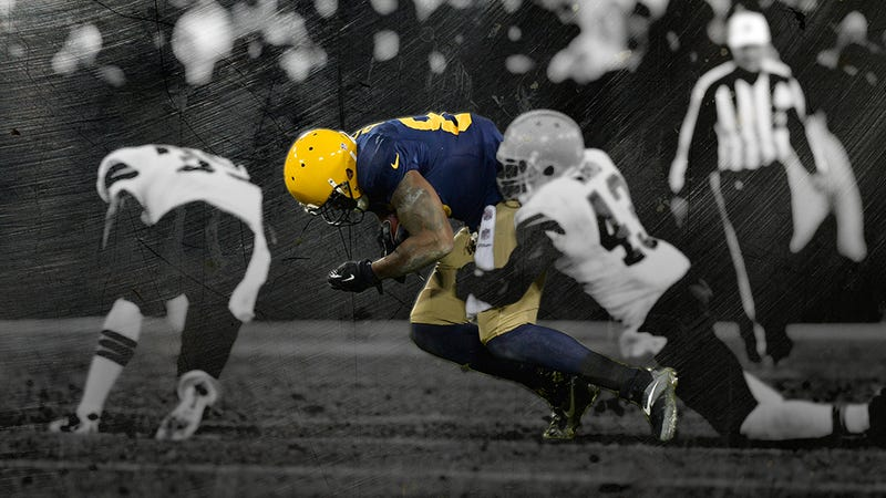 """Illustration for article titled It's Too Soon To Say That Jermichael Finley Is """"Going To Be Fine"""""""