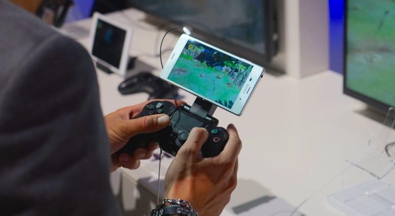 Probamos la conexión de PS4 con la gama Xperia: una combinación genial