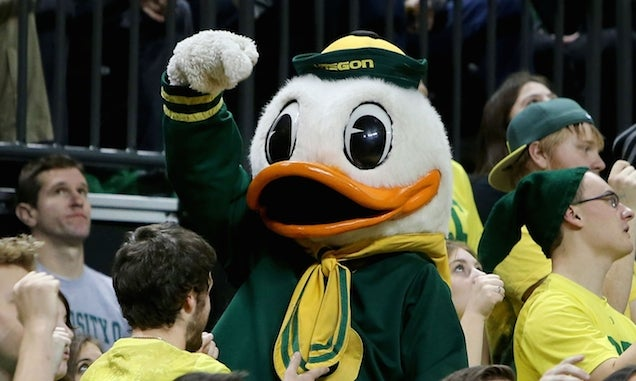 Oregon, Ohio Mayor: Name Won't Change For College Football Championship