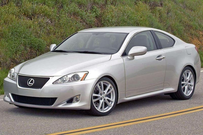 Lexus May Build Is Coupe